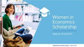 ECB Scholarship for Women in Economics